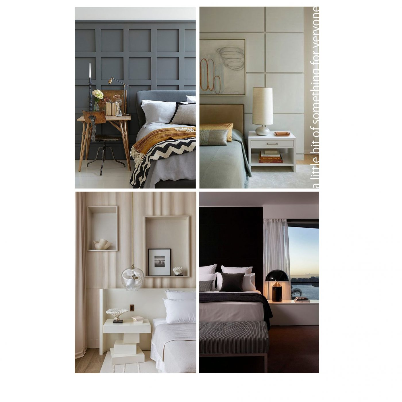 Bedroom Luxe – A Little Bit Of Something For Everyone