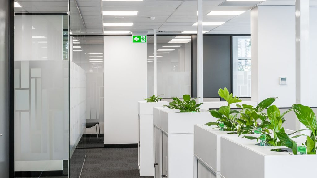 Active TV Commercial Office Designer Melbourne