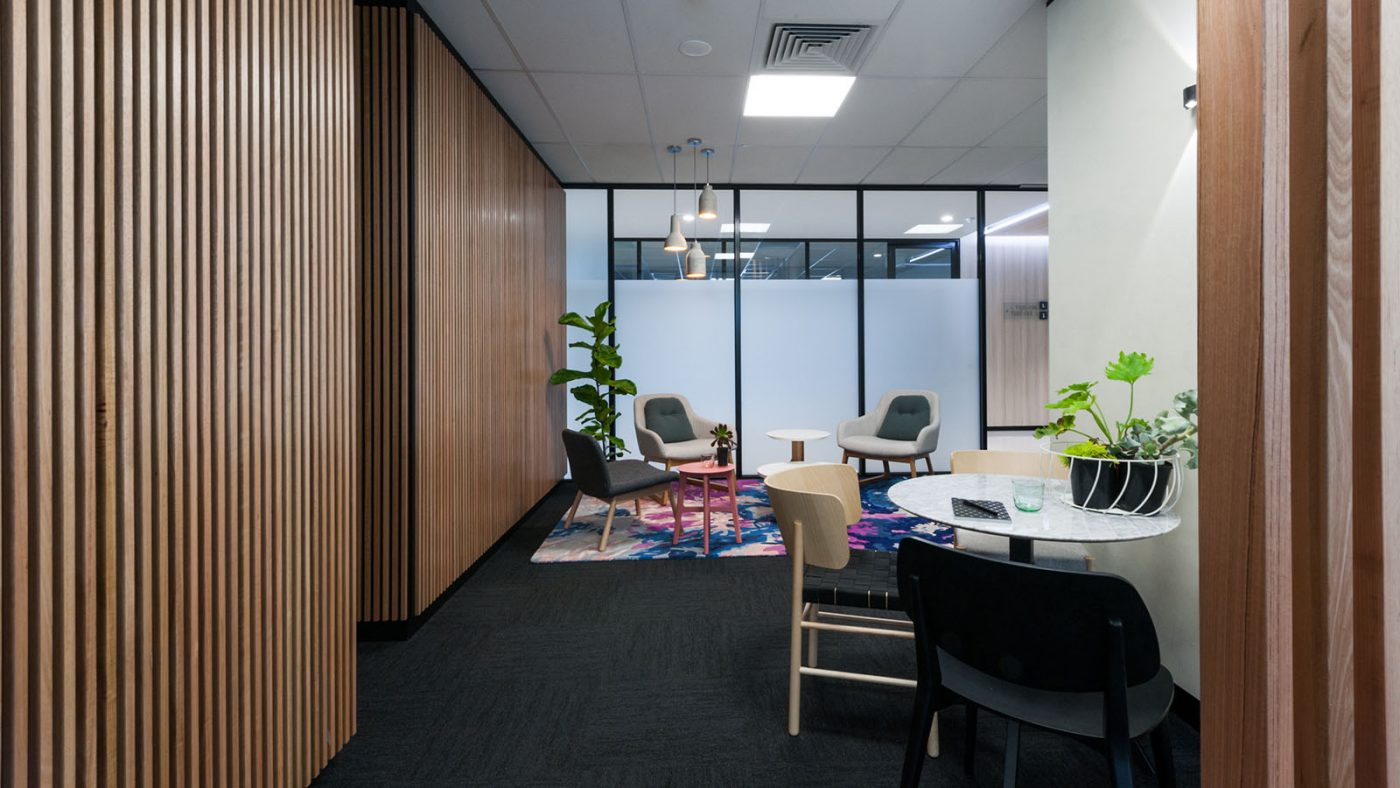 Melbourne interior designer office fit out Fit interior design portfolio