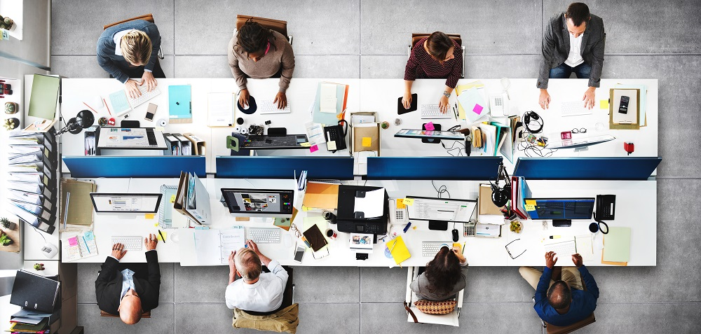 How Open Plan Offices Increase Productivity And Creativity In The Workplace