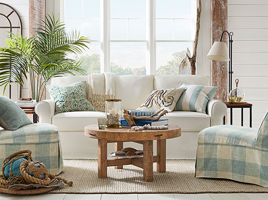 American Coastal Interior Design