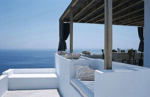 Mediterranean Coastal Interior Ideas