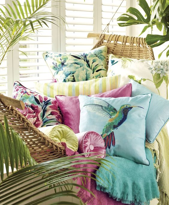Tropical Coastal Interior Design