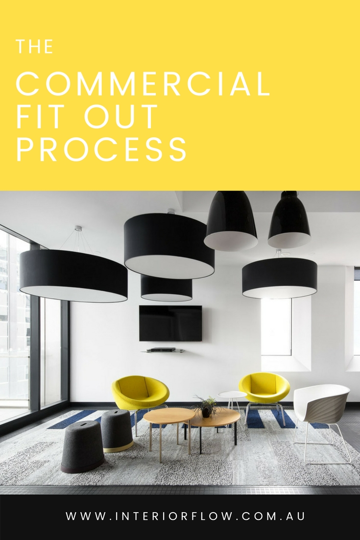 commercial fit out process